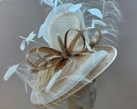 Almond Taupe & Ivory WOW Hat-inator 16919/SD346/694/695/696/701